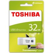Toshiba Hayabusa 32gb Usb3.0 Thn U301w0320e4...