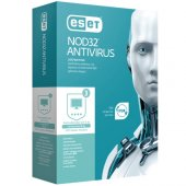 Nod32 Eset Antivirus V10 Kutu 3 Kullanıcı