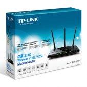 Tp Link Archer Vr400 Ac1200 Vdsl Adsl Modem...