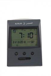 Alfajr Alarmlı Lüks Masa Saati Cs 03