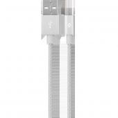 Ttec Alumicable Micro Usb Şarj Kablosu Gümüş