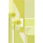 Ttec J10 Mikrofonlu Kulakiçi Kulaklık 3.5mm Sarı
