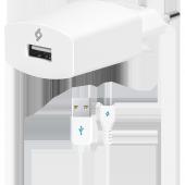 Ttec Speedcharger Seyahat Şarj Aleti Micro Usb 2.1a Beyaz