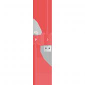 Ttec Mfi İph. Şarj Kablosu Pembe (Apple Lısanlı)