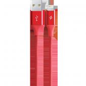 Ttec Alumicable İph. Şarj Kablosu Kırmızı