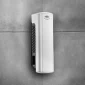 Manuel Sıvı Sabun Dispenseri Klasik Model (Beyaz)