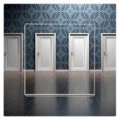 Dekoratif Baskılı Elektrik Düğmesi-Priz-Kapı Zili Kapılar