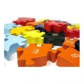 Ahşap Eğitici 26 Parça Geçmeli Lego Oyuncak-2