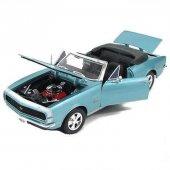 1:18 1967 Chevrolet Camaro 396 Convertible-3
