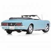 1:18 1967 Chevrolet Camaro 396 Convertible-4
