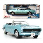 1:18 1967 Chevrolet Camaro 396 Convertible-9
