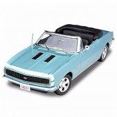 1:18 1967 Chevrolet Camaro 396 Convertible-10