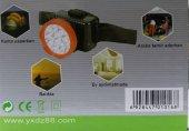 RL-1016 Şarjlı Kafa Feneri Projektör 9 Led-3