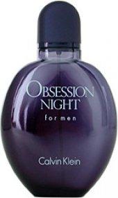 Calvin Klein Obsession Night Edt 125 Ml Erkek Parfüm