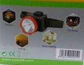 RL-1015 Şarjlı Kafa Feneri Projektör 1W-3