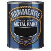 Hammerite Direkt Pas Üstü Düz Metal Boyası 0.75 Lt