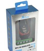 Bluetooth Fm Modülatör Kcb 617