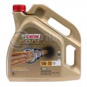 Castrol Edge C3 5W-30 4 Litre Tam Sentetik Motor Yağı *C3 Partekül Filtreli