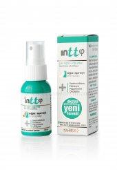 Intto Oral (Ağız) Spreyı 25 Ml.çay Ağacı Yağı Etkısı İle Etkın B