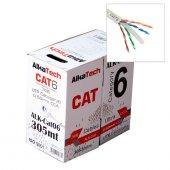 Alkatech 305mt 0.50mm Cat6 Utp Kablo Kargo Ücretsiz