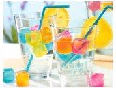 Serinletici Ve Rengarenk Buz Küpleri 10 Adet