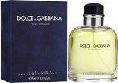 Dolce&gabbana Pour Homme Edt 125 Ml Erkek Parfüm