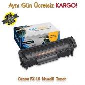 CANON FX-10/ L120 Muadil Toner