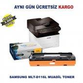 Samsung Mlt D116l M2625 3.000 Sayfa Çipli Muadil Toner