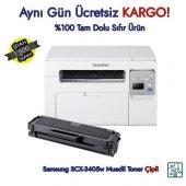 Mlt D101s Samsung Scx 3405w Muadil Toner Çipli