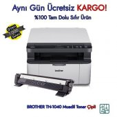 Tn 1040 Brother Dcp 1510 Hl 1110 Mfc 1810 Muadil Toner