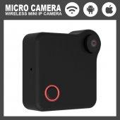 720p Hd Wifi Gece Görüşlü Mini Güvenlik...