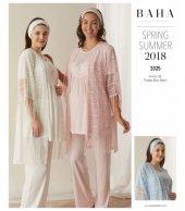 Baha Lohusa 3lü Pijama Takım 3325
