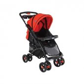 Babyhope 609 Çift Yönlü Alüminyum Bebek Arabası-3