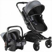 Babyhope BH-3005 Turner 360 Trio Travel Sistem Bebek Arabası-5
