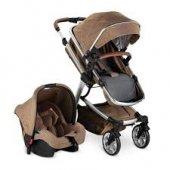 Babyhope BH-3025 Santana Travel Sistem Bebek Arabası Puset-2