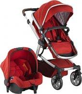 Babyhope BH-3025 Santana Travel Sistem Bebek Arabası Puset-4