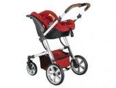 Babyhope BH-3025 Santana Travel Sistem Bebek Arabası Puset-9