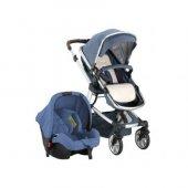 Babyhope BH-3025 Santana Travel Sistem Bebek Arabası Puset-7