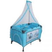 Crest 70*110 Bebek Oyun Parkı Bebek Beşiği YATAK HEDİYELİ-2
