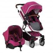 Babyhope BH-3025 Santana Travel Sistem Bebek Arabası Puset-8