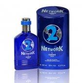 Network 2 Men Edt 100 Ml Erkek Parfüm