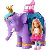 Barbie Chelsea Ve Fil Kral FPL83 Mattel Lisanslı-2