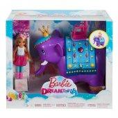 Barbie Chelsea Ve Fil Kral FPL83 Mattel Lisanslı-3