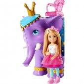 Barbie Chelsea Ve Fil Kral FPL83 Mattel Lisanslı-4