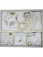 Imaj Baby Little Stars Tulumlu Model Lüx 10 Lu Set