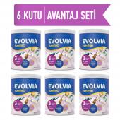 Evolvia Nutripro 3 Devam Sütü 6lı 800 Gr