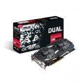 Asus Rx580 4gb Dual Oc Gddr5 256bit 2hdmi 2dp