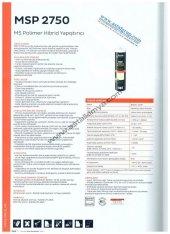 Bostik 2750 Ms Yapıştırıcı, 25 Adet Fiyatıdır ,400...