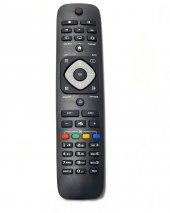Phılıps 32pfl3807h 12 Uyumlu Led Tv Kumanda Rm...