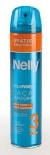 Nelly Saç Spreyi Ultra Curls Hair Spray 300ml Kıvırcık Saçlar
